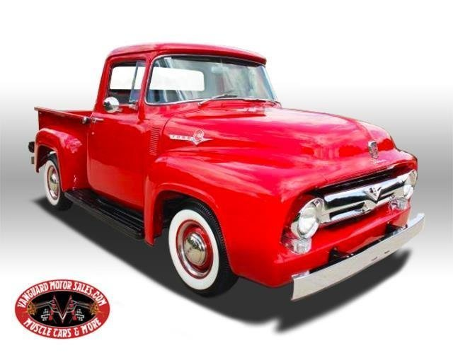 1956 ford custom cab watch video