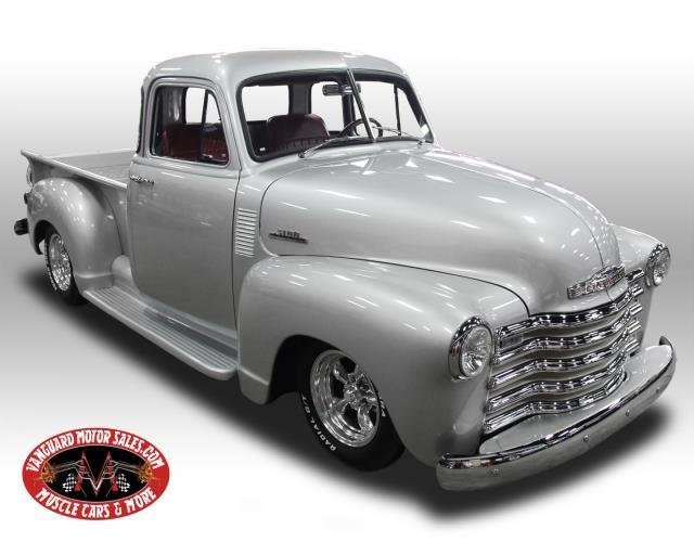 1953 chevrolet pickup watch video