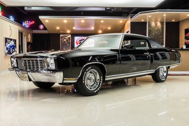 1972 Chevrolet Monte Carlo For Sale