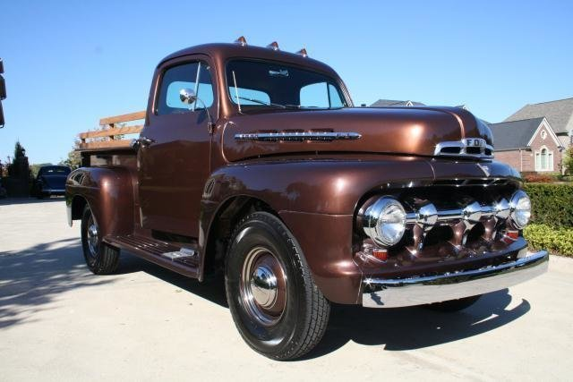 For Sale 1951 Ford F-350 Series