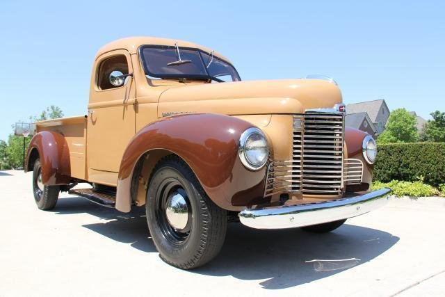 1949 international pickup kb 2