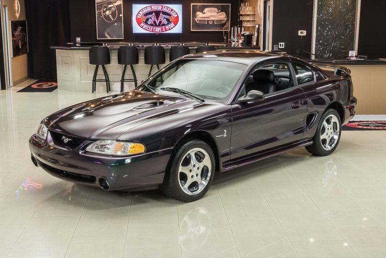 1996 Ford Mustang 5