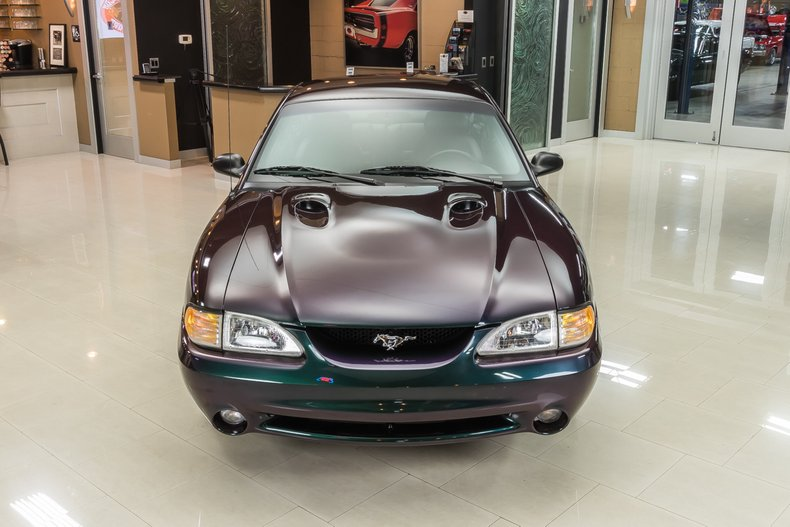1996 Ford Mustang 7