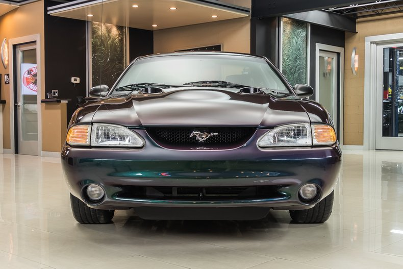 1996 Ford Mustang 6