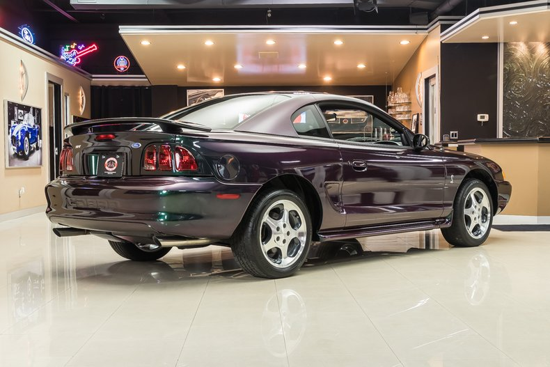 1996 Ford Mustang 11