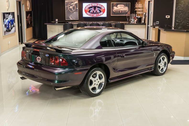 1996 Ford Mustang 12