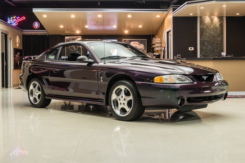 1996 Ford Mustang 8