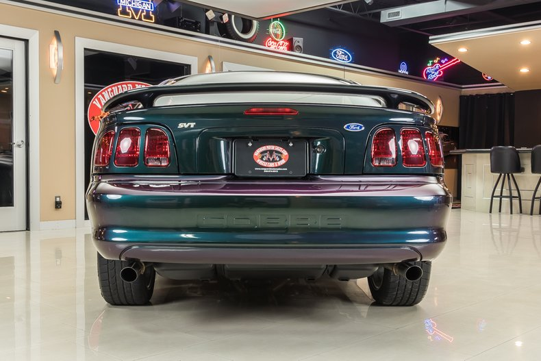 1996 Ford Mustang 13