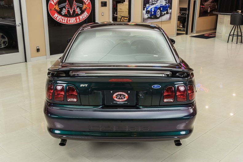 1996 Ford Mustang 14