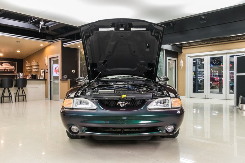 1996 Ford Mustang 79