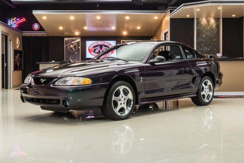 1996 Ford Mustang 109