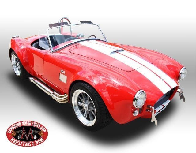 1965 ford cobra factory five mk4