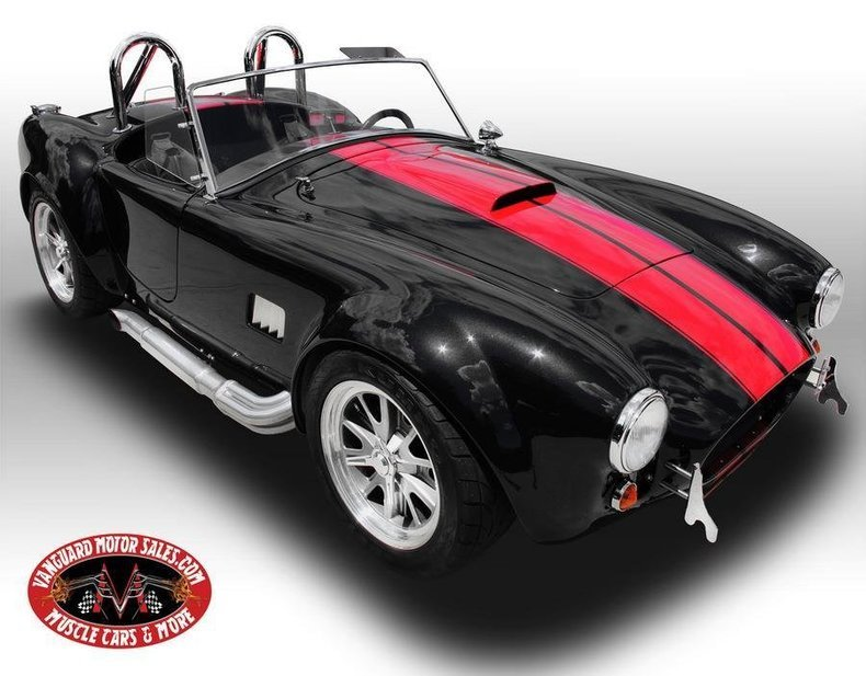 1965 ford cobra factory five mkii
