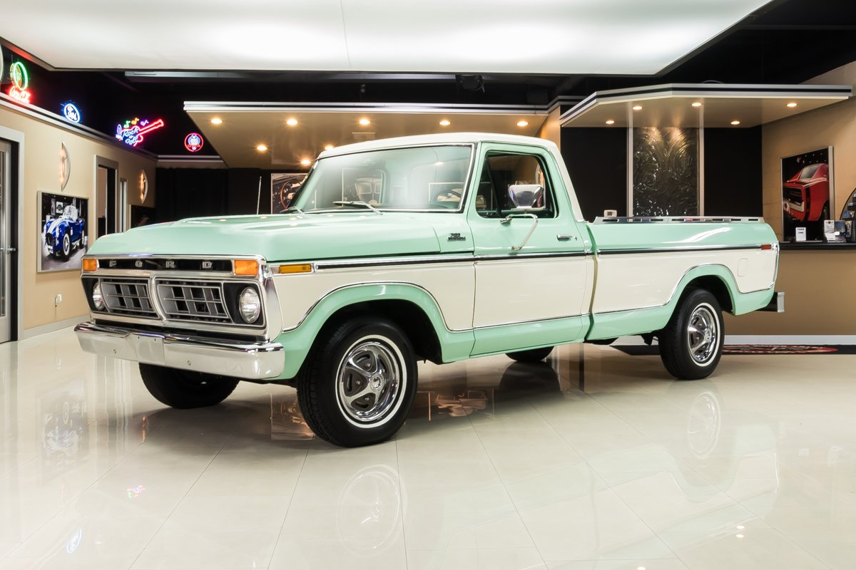 For Sale 1977 Ford F100