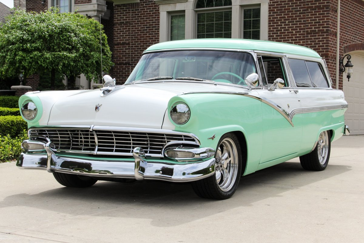 For Sale 1956 Ford Parklane