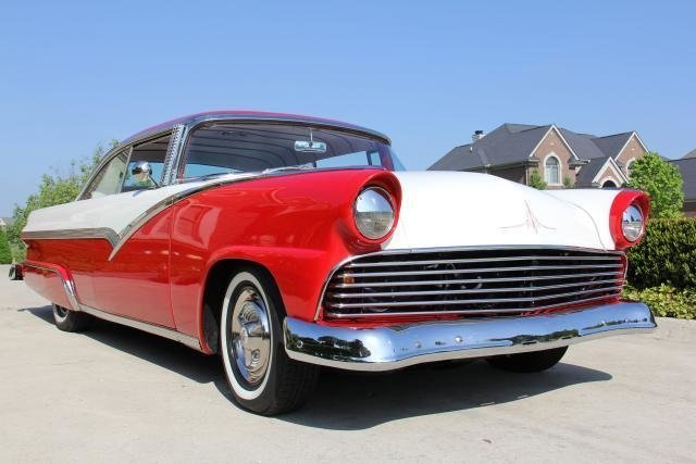 1956 ford fairlane watch video