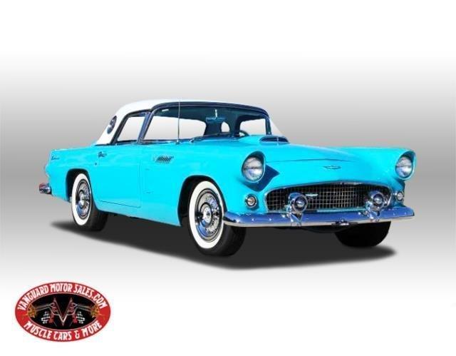 1956 ford thunderbird watch video