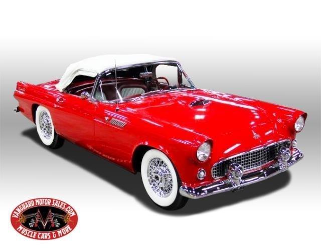 1955 ford thunderbird watch video
