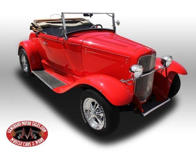 1931 ford roadster street rod