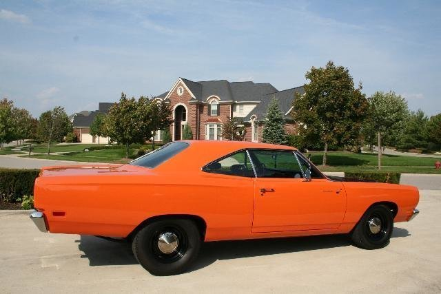 For Sale 1969 Plymouth
