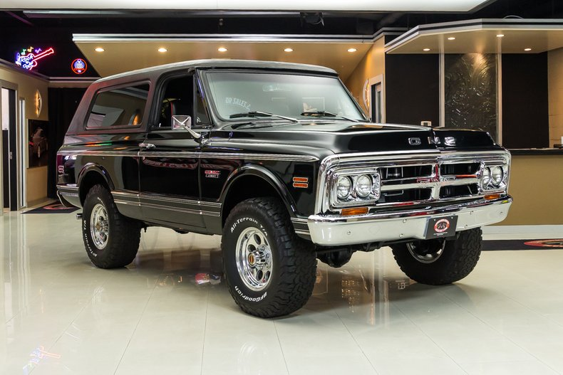 1971 GMC Jimmy 7