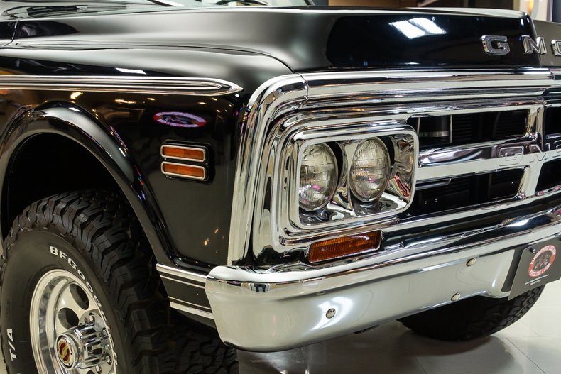 1971 GMC Jimmy 17