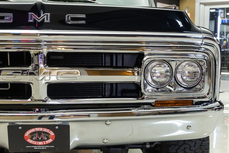 1971 GMC Jimmy 23