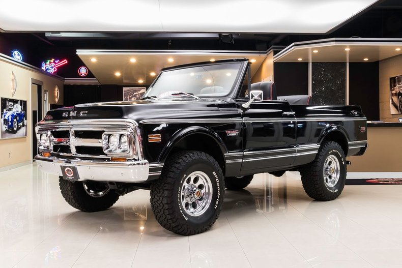 1971 GMC Jimmy 39