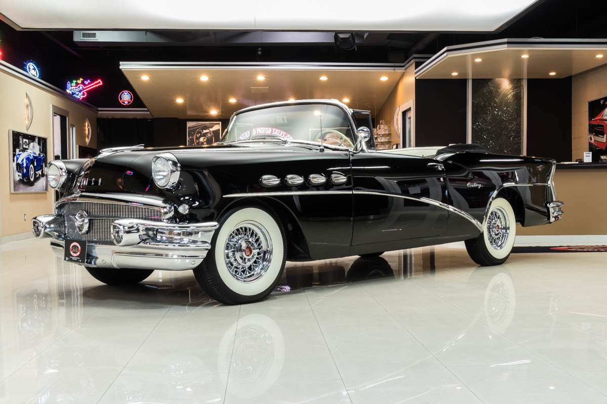 For Sale 1956 Buick Century