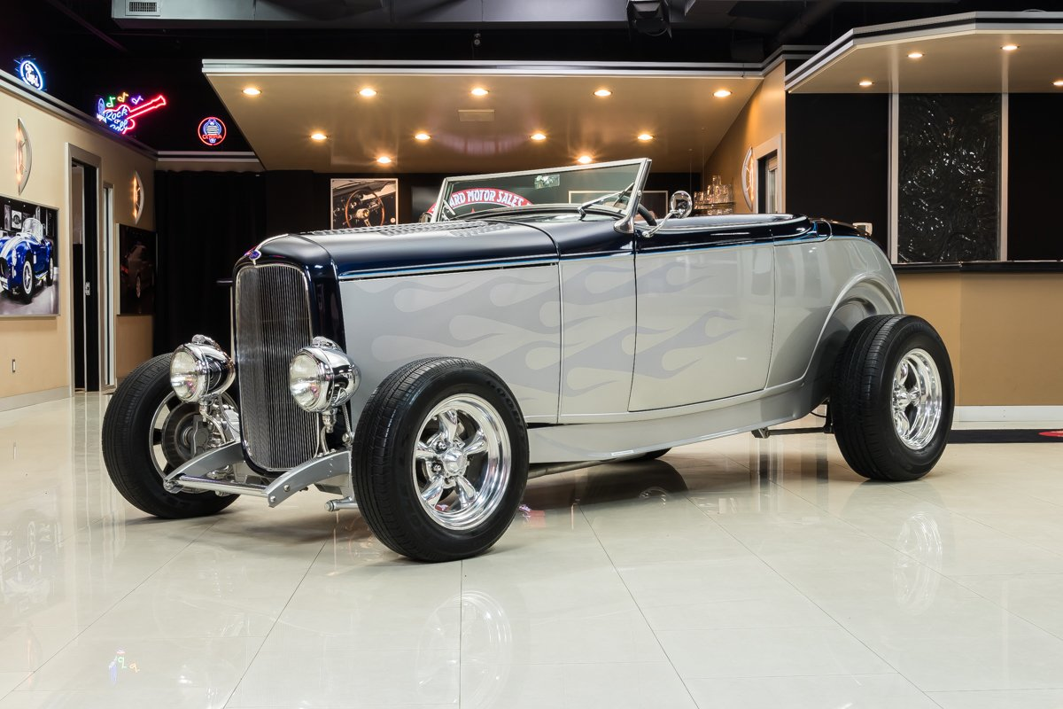 1932 ford roadster downs dearborn deuce