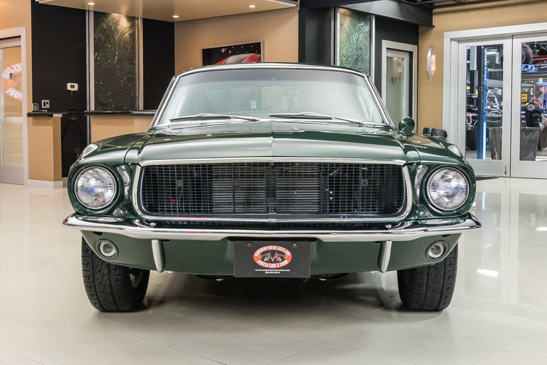 1968 FORD MUSTANG for sale in Plymouth, MI - 48170 | Auto&RV