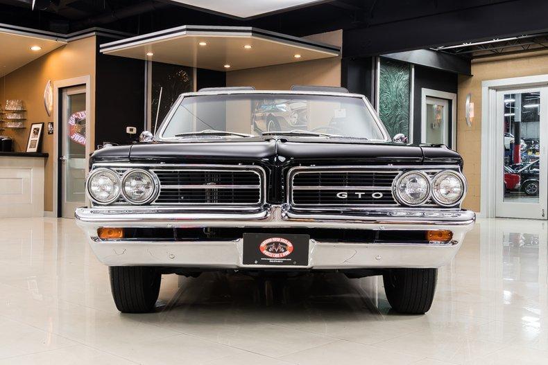 1964 Pontiac GTO 16