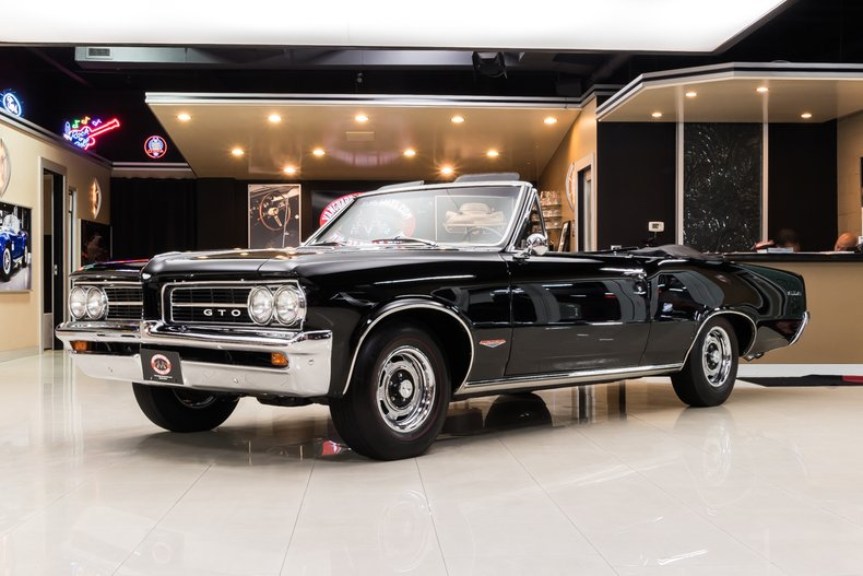 1964 Pontiac GTO 100
