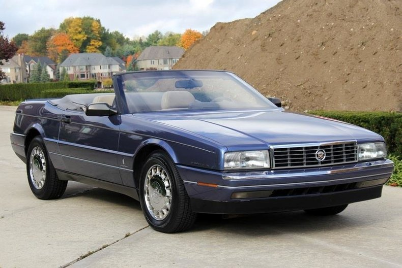 For Sale 1993 Cadillac Allante