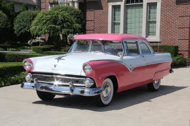 1955 ford fairlane watch video