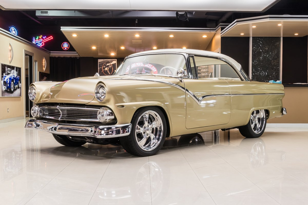 1955 ford fairlane restomod