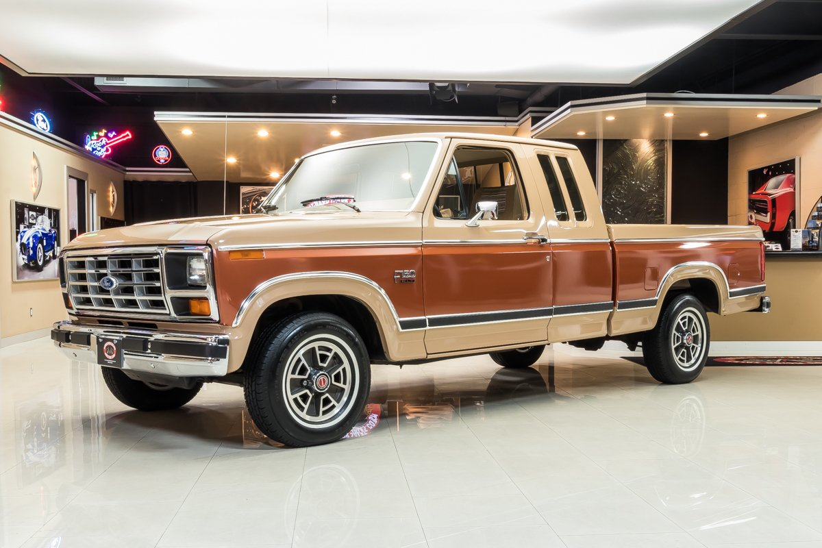 For Sale 1984 Ford F-150