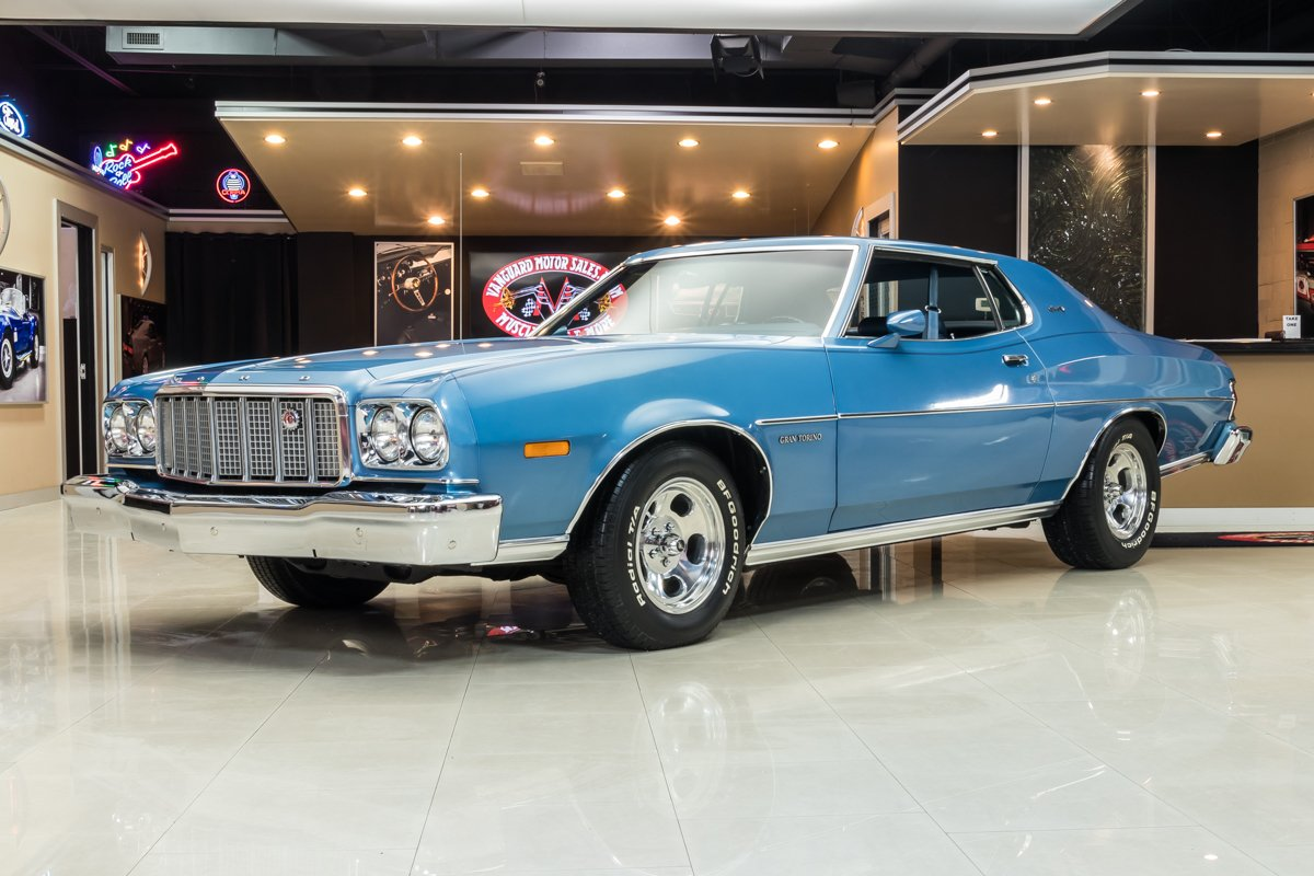 For Sale 1974 Ford Gran Torino
