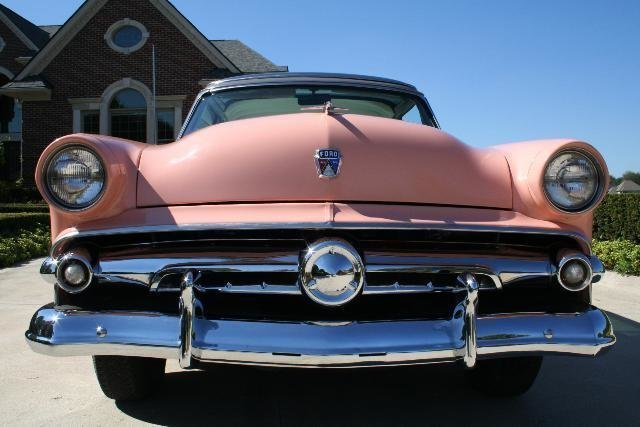 For Sale 1954 Ford Crestline