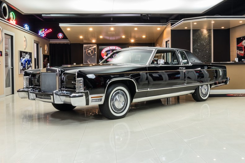 1977 Lincoln Continental For Sale