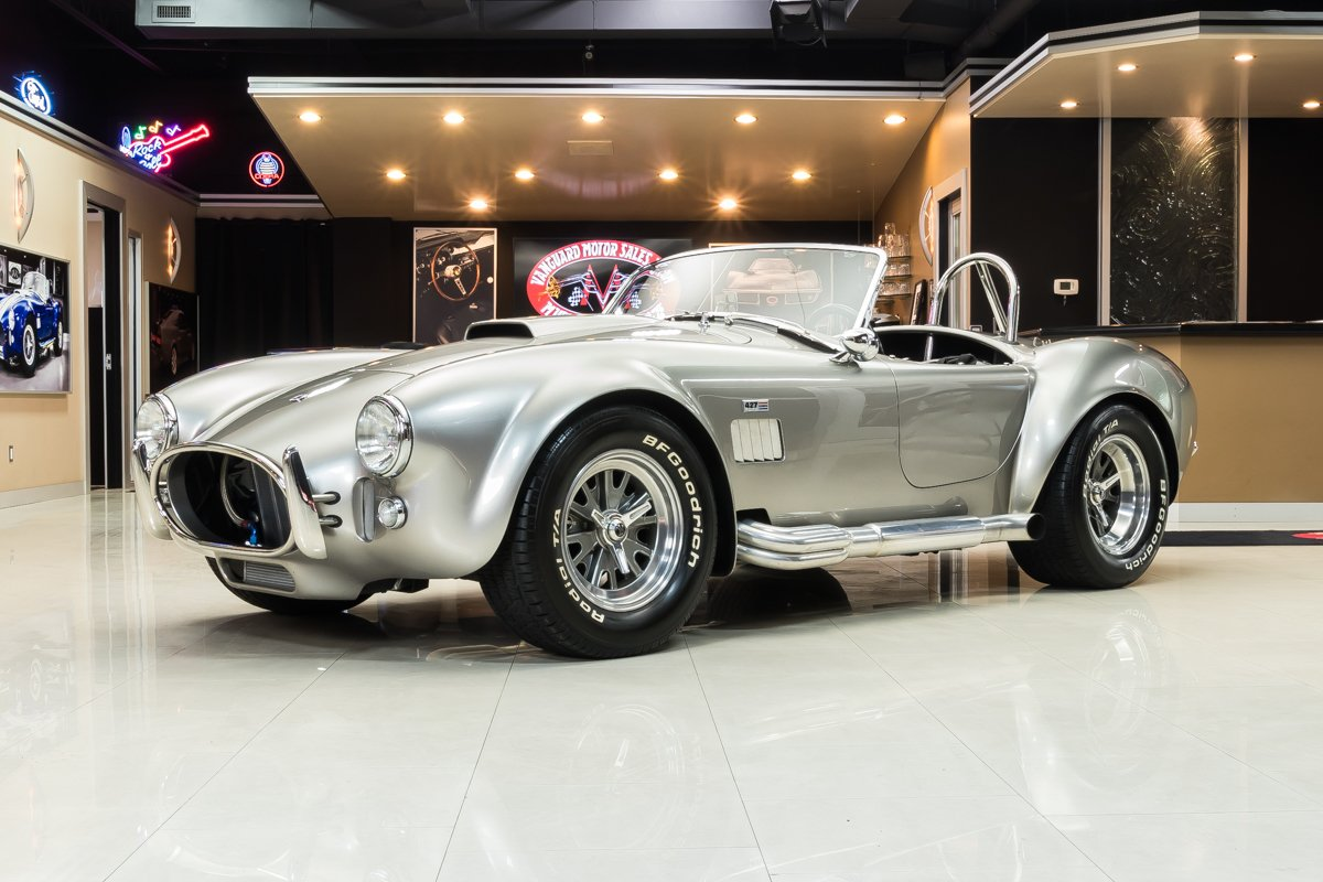 1965 Shelby Cobra Classic Cars For Sale Michigan Muscle Old