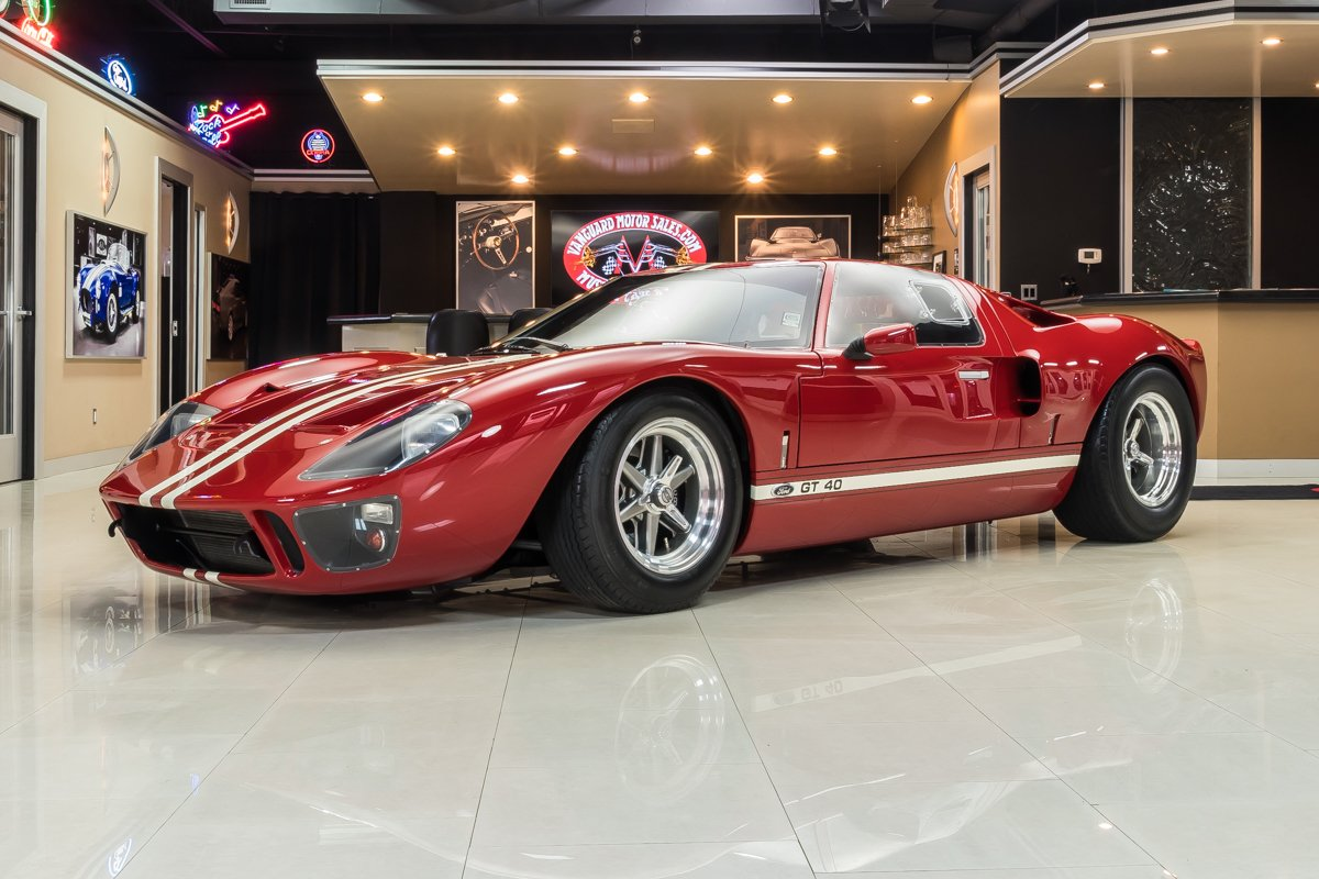 1966 ford gt40 superformance