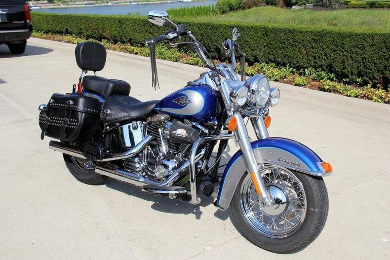 For Sale 2009 Harley Davidson Softail