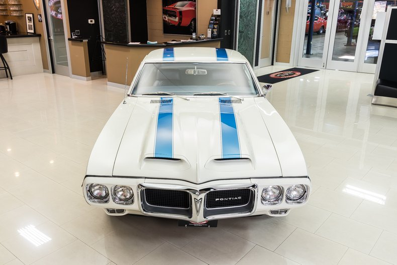 1969 Pontiac Firebird 7