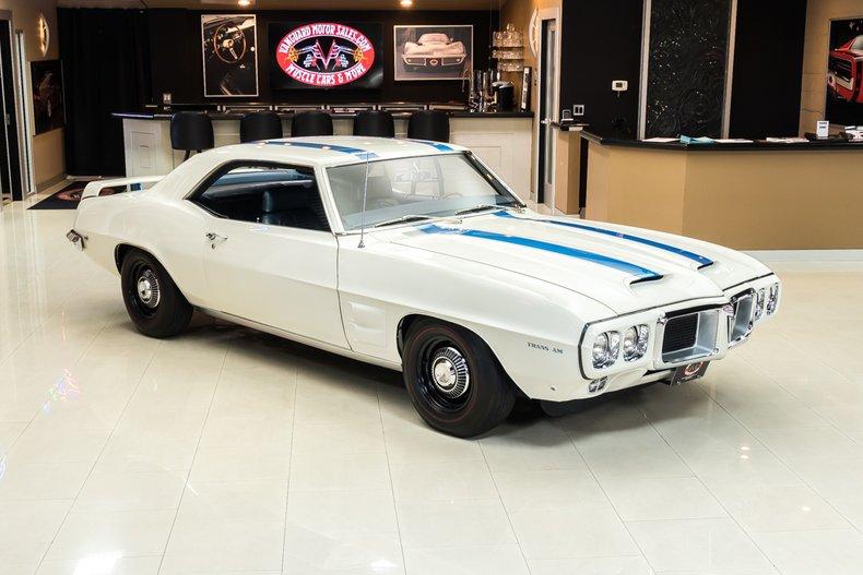 1969 Pontiac Firebird 9