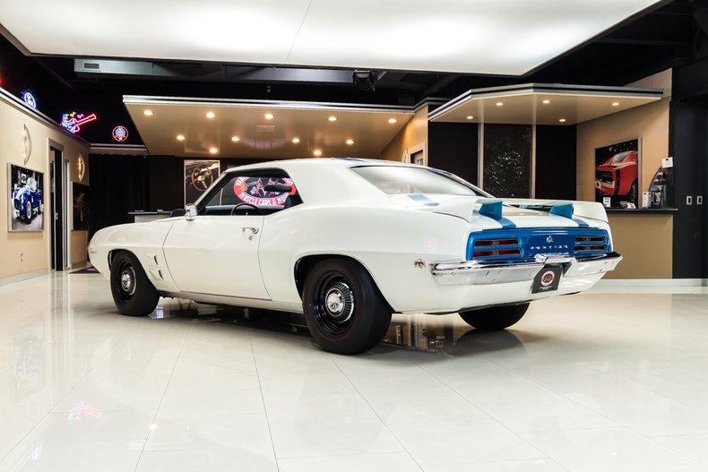 1969 Pontiac Firebird 15