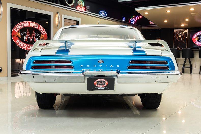 1969 Pontiac Firebird 13