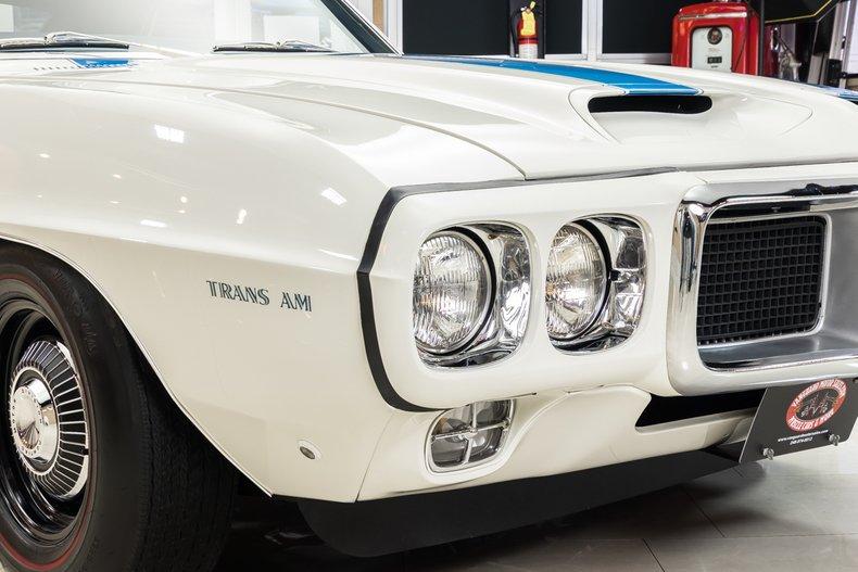1969 Pontiac Firebird 19