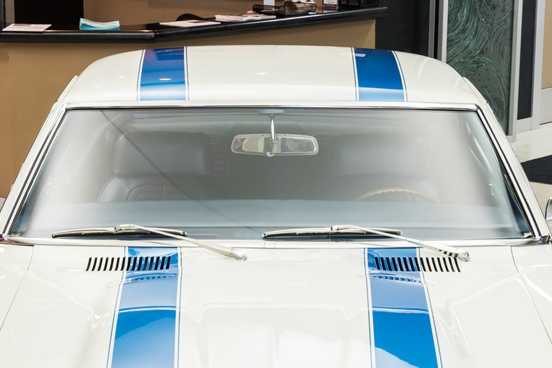 1969 Pontiac Firebird 24