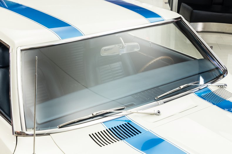 1969 Pontiac Firebird 23
